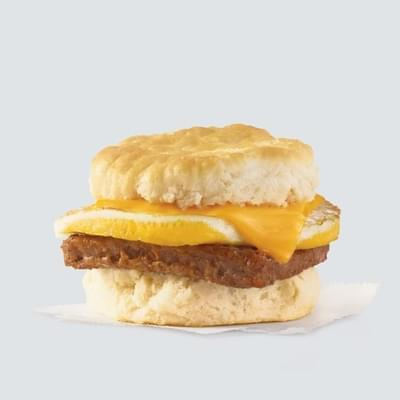 Wendy's Sausage, Egg & Cheese Biscuit Nutrition Facts