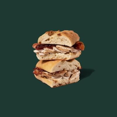 Starbucks Chicken & Double-Smoked Bacon Nutrition Facts
