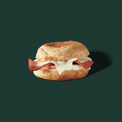 Starbucks Reduced-Fat Turkey Bacon & Cage Free Egg White Breakfast Sandwich Nutrition Facts