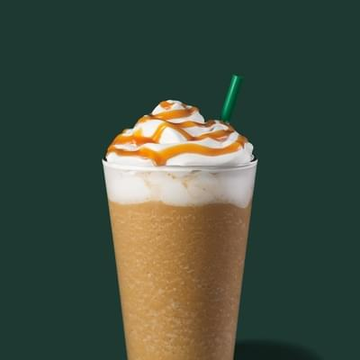 Starbucks Caramel Frappuccino Nutrition Facts