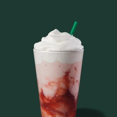 Starbucks Strawberry Frappuccino Nutrition Facts