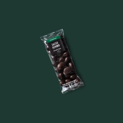Starbucks Salted Almond Chocolate Bites Nutrition Facts