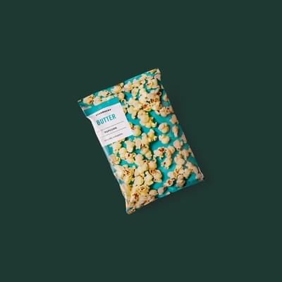 Starbucks Butter Popcorn Nutrition Facts