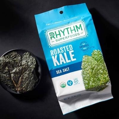 Starbucks Rhythm Super Foods Kale Chips Nutrition Facts