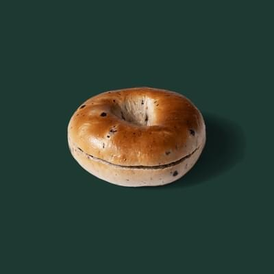 Starbucks Blueberry Bagel Nutrition Facts