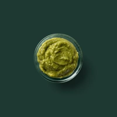 Starbucks Avocado Spread Nutrition Facts