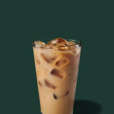 Starbucks Iced Almondmilk Honey Flat White Nutrition Facts