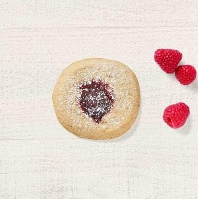 Panera Raspberry Almond Thumbprint Cookie Nutrition Facts