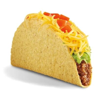 Del Taco Beyond Meat Taco Nutrition Facts