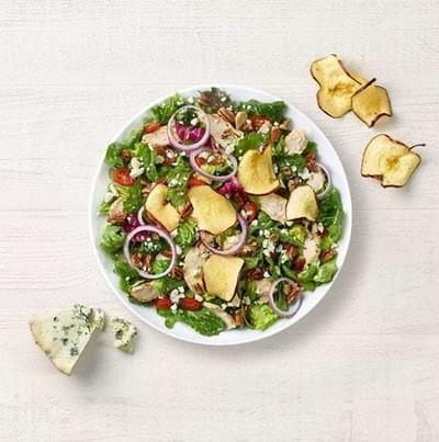 Panera Half Fuji Apple Chicken Salad Nutrition Facts