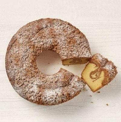 Panera Cinnamon Crumb Coffee Cake Nutrition Facts