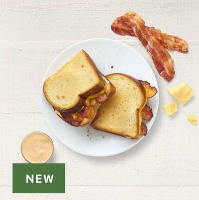 Panera Half Chipotle Bacon Melt Nutrition Facts