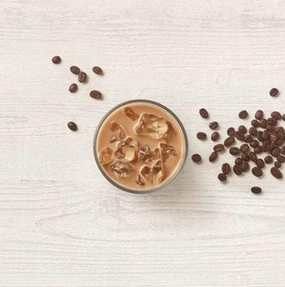 Panera Iced Caffe Latte Nutrition Facts