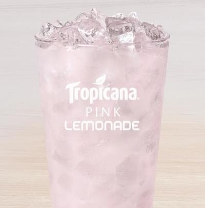 Taco Bell Tropicana Pink Lemonade Nutrition Facts