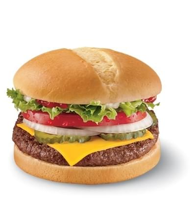 Dairy Queen 1/2 lb. GrillBurger with Cheese Nutrition Facts