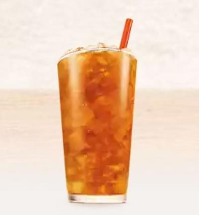 Burger King Sweetened Iced Tea Nutrition Facts