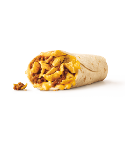 Sonic Fritos Chili Cheese Wrap Nutrition Facts
