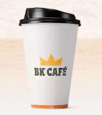 Burger King BK Cafe Hot Decaf Coffee Nutrition Facts