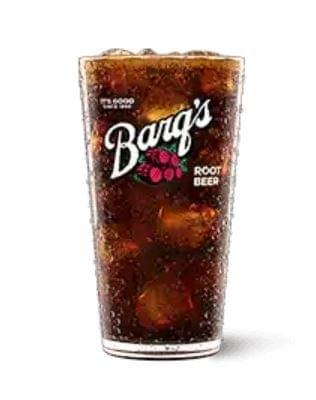 Burger King Barq's Root Beer Nutrition Facts