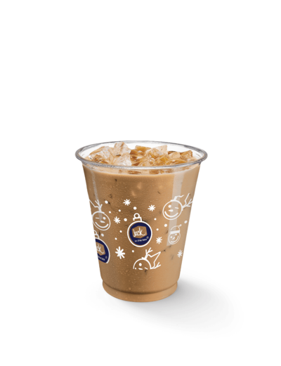 Jack in the Box Iced Salted Caramel Mocha Nutrition Facts