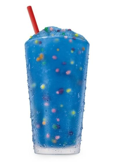 Sonic Wacky Pack Blue Raspberry Nerds Slush Nutrition Facts