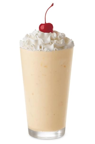 Chick-fil-A Peach Milkshake Nutrition Facts