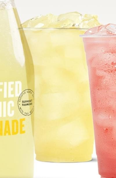 Chipotle Large Tractor Lemonade Nutrition Facts