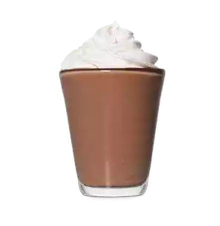 Burger King Chocolate Mini Shake Nutrition Facts