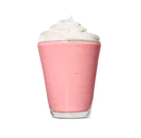 Burger King Strawberry Mini Shake Nutrition Facts