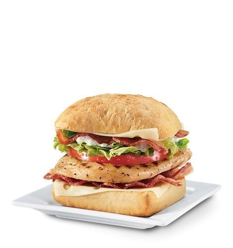 Dairy Queen Chicken Bacon Ranch Sandwich Nutrition Facts