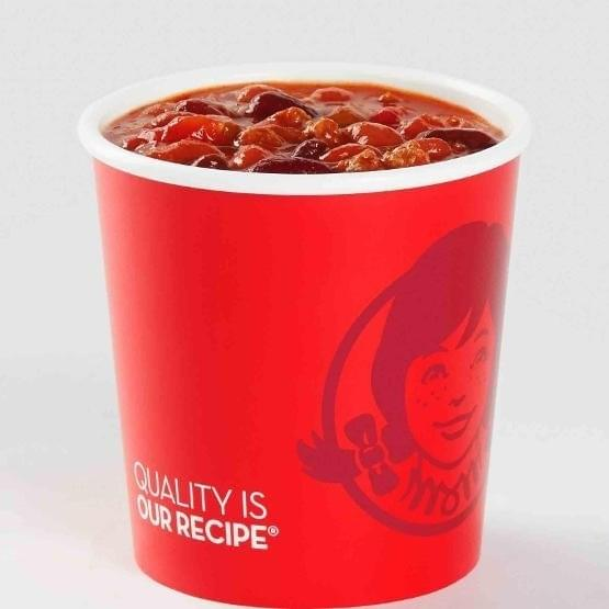 Wendy's Chili Nutrition Facts