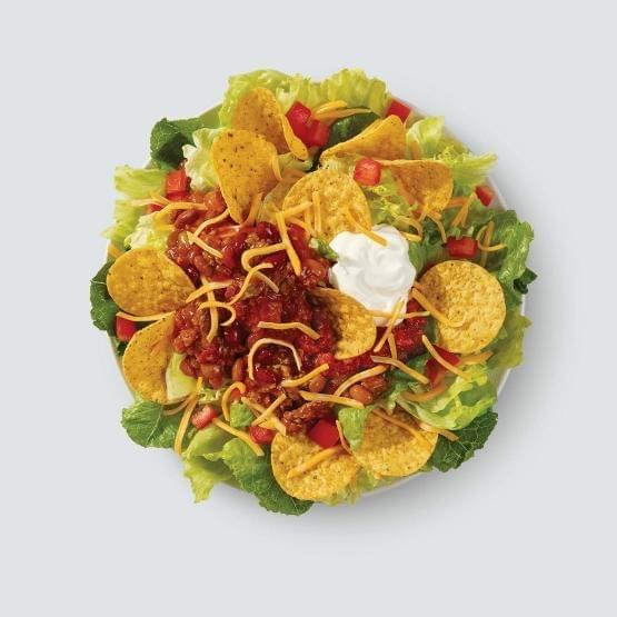 Wendy's Half Size Taco Salad Nutrition Facts