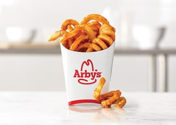 Arby's Large Curly Fries Nutrition Facts