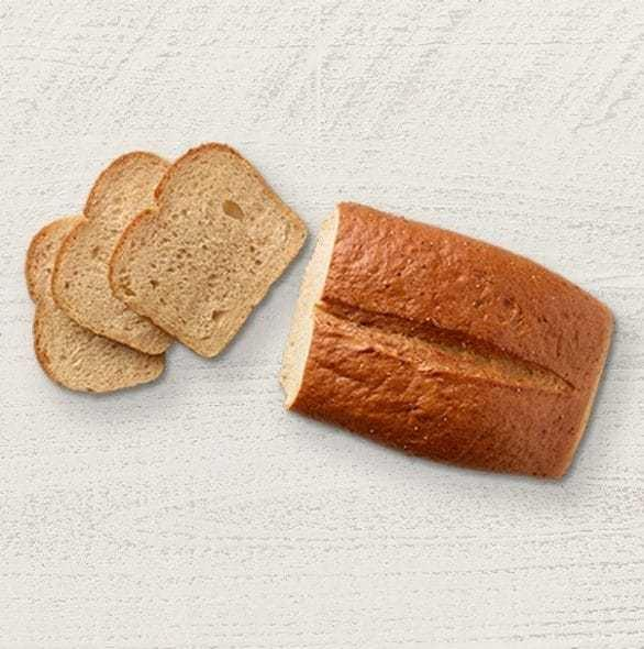 Panera White Whole Grain Bread Nutrition Facts