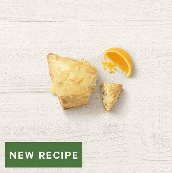 Panera Orange Scone Nutrition Facts
