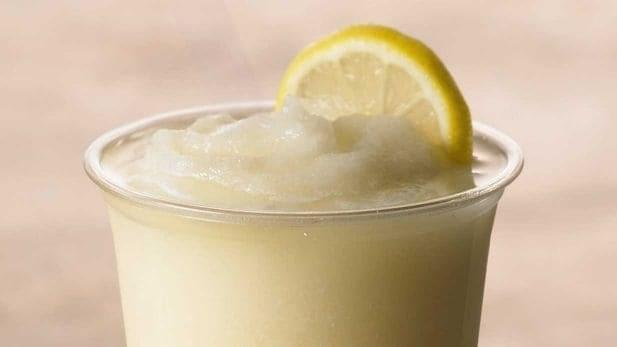 Panera Frozen Agave Lemonade Nutrition Facts