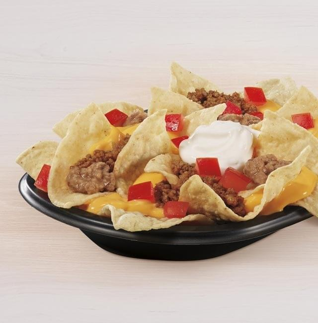 Taco Bell Nachos Supreme Nutrition Facts