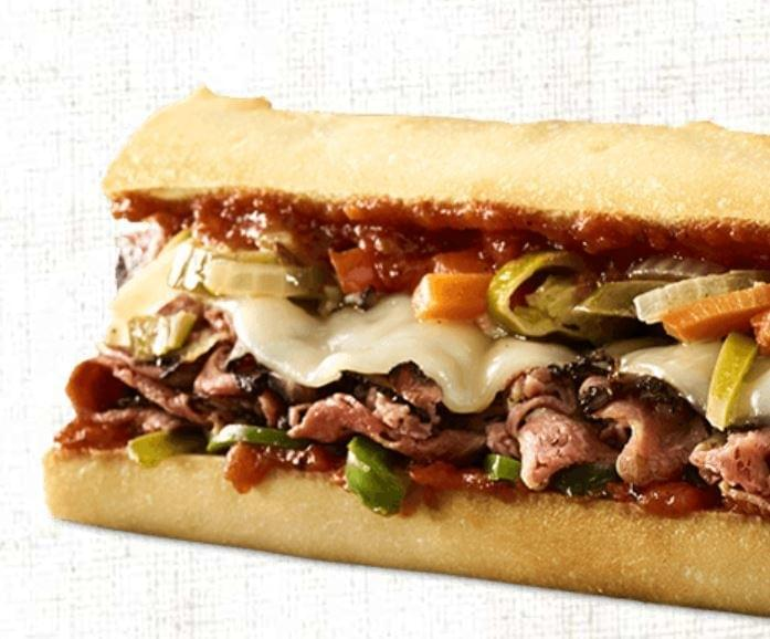Quiznos Italian Prime Rib Nutrition Facts