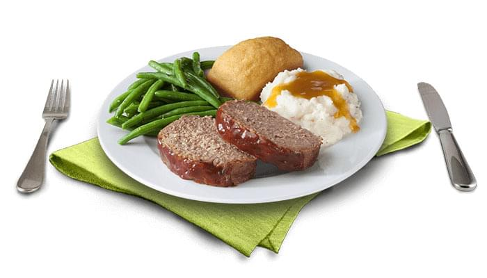 Boston Market Meatloaf Nutrition Facts