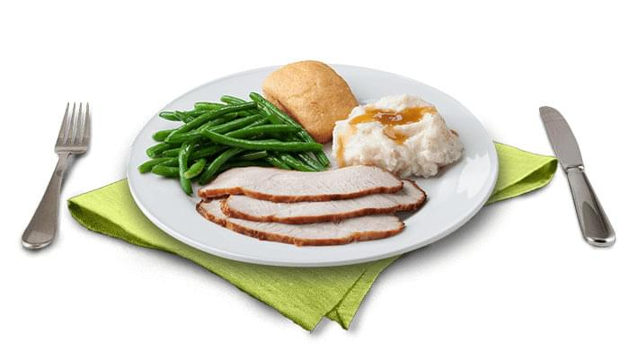 Boston Market Turkey Breast Nutrition Facts
