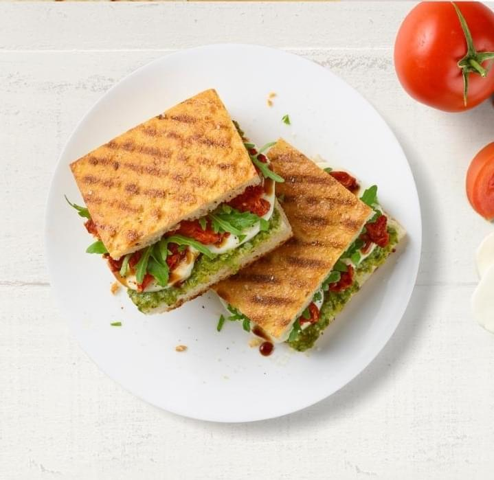 Panera Modern Caprese Sandwich Nutrition Facts