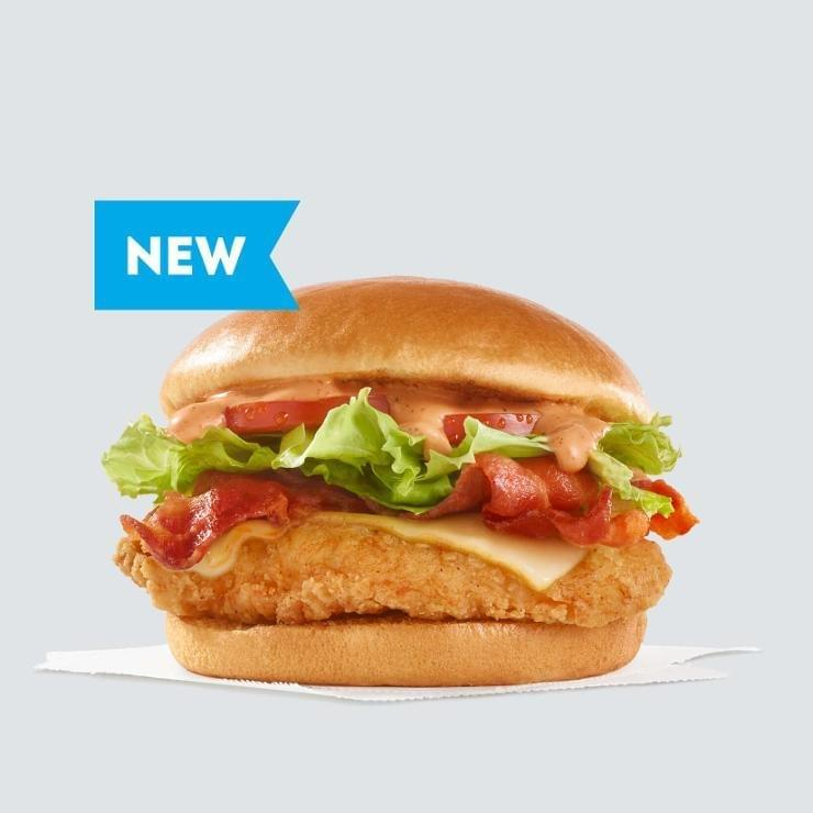 Wendy's Homestyle S'Awesome Bacon Chicken Sandwich Nutrition Facts