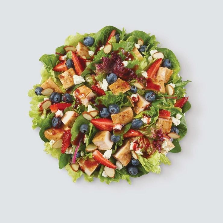 Wendy's Berry Burst Chicken Salad Nutrition Facts