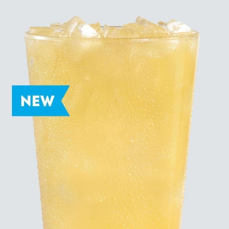 Wendy's Peach Lemonade Nutrition Facts