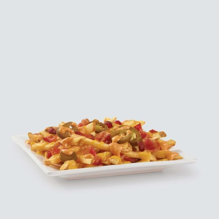 Wendy's Jalapeno Bacon Fries Nutrition Facts
