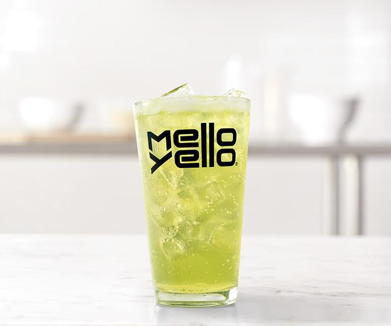 Arby's Mello Yello Nutrition Facts