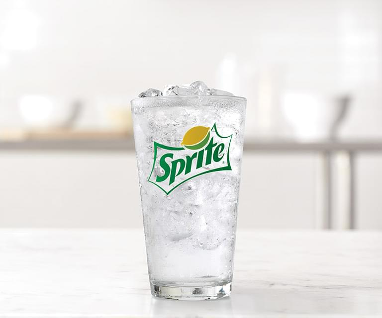 Arby's 30 oz Sprite Nutrition Facts