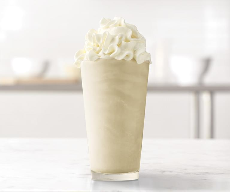 Arby's Vanilla Shake Nutrition Facts