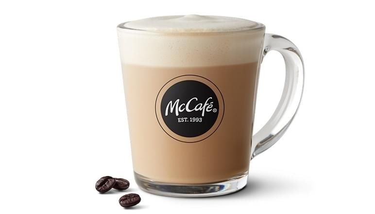 McDonald's Cappuccino Nutrition Facts