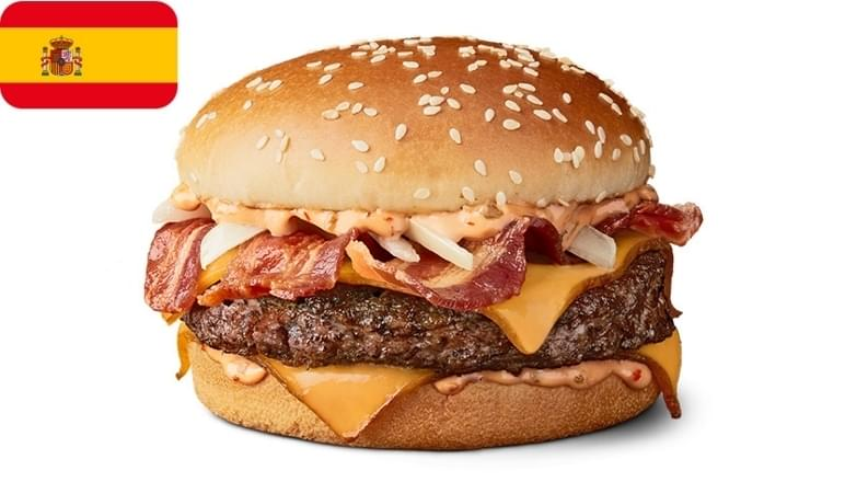 McDonald's Single Grand McExtreme Bacon Burger Nutrition Facts